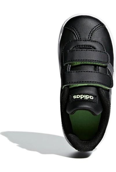 adidas Bebek Günlük Ayakkabı Spor Siyah F36402 Vl Court 2.0 Cmf i