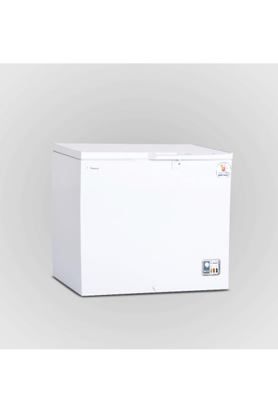 Uğur UED 210 D/S A++ Derin Dondurucu