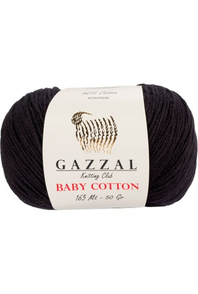 Gazzal Baby Cotton 3433