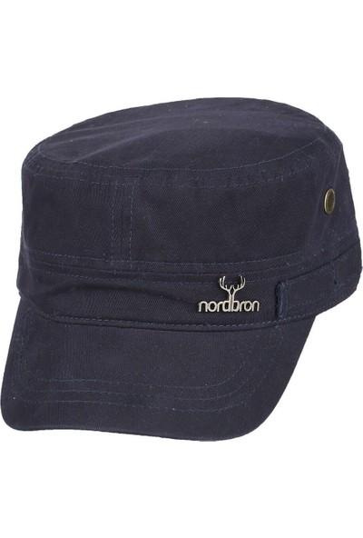 Nordbron Nb8007C048 Lacivert Kadın Şapka