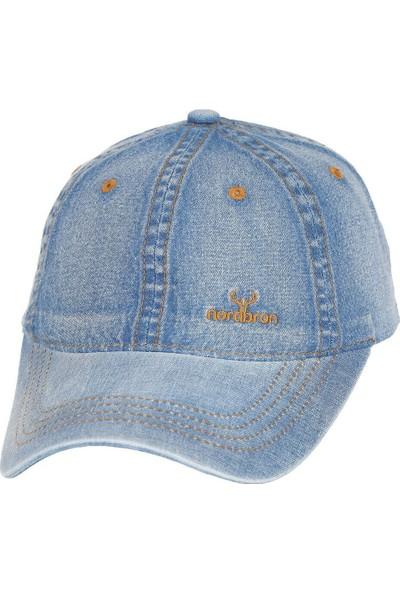 Nordbron Nb8006C046 Açık Mavi Kadın Şapka