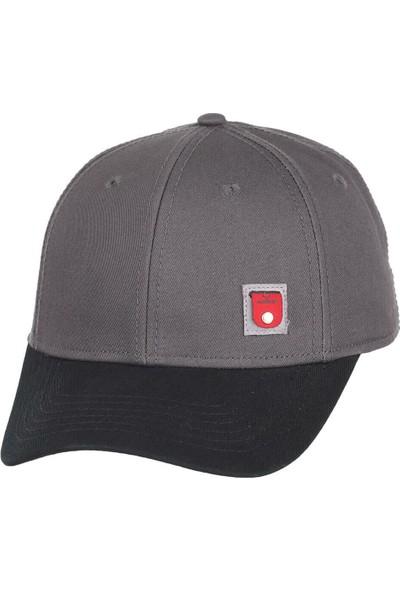 Nordbron Nb8005C003 Koyu Gri Kadın Şapka