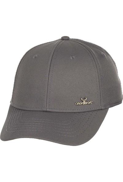 Nordbron Nb8004C004 Gri Kadın Şapka