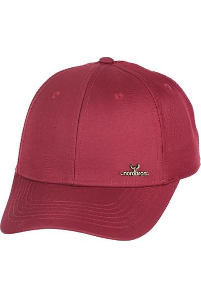 Nordbron Nb8004C052 Bordo Kadın Şapka
