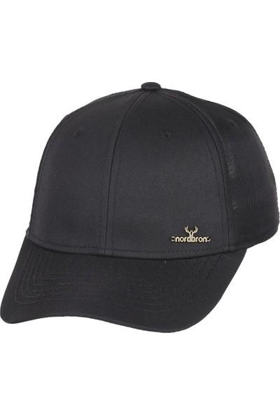 Nordbron Nb8004C001 Siyah Kadın Şapka