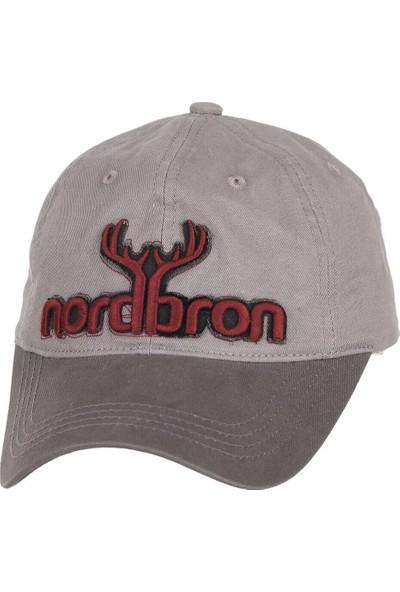 Nordbron Nb8002C003 Koyu Gri Kadın Şapka