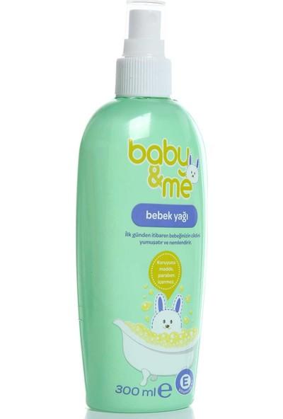 Baby&Me Bebek Yağı 300 ml