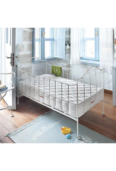 Yataş Bedding MİNİKO Yaylı Bebek Yatağı (Bebek - 80x180 cm)