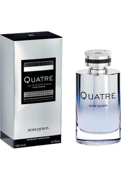 Boucheron Quatre Intense Edt 100 ml Erkek Parfümü
