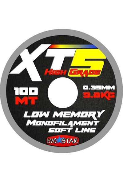 Evostar XT5 Monofilament Misina 100m