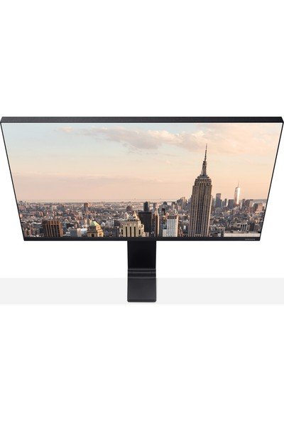 """Samsung LS27R750QEMXUF 27"""" 144Hz (miniDisplay+HDMI) 2K QHD HAS 10bit Çerçevesiz VA Space Oyuncu Monitör"""
