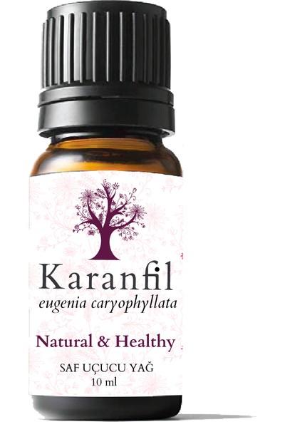 Natural Health Kalya Aromaterapi %100 Saf Ve Doğal Karanfil Uçucu Yağı