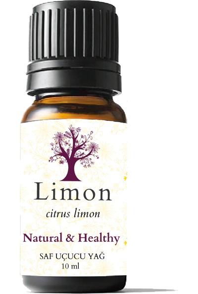 Natural Health Kalya Aromaterapi %100 Saf Ve Doğal Limon Uçucu Yağı