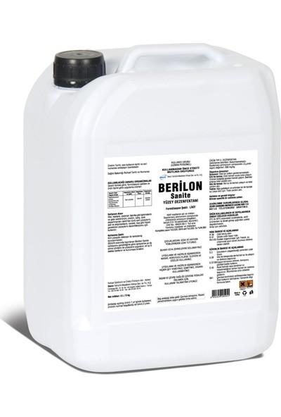 Berilon Sanite Yüzey Dezenfektanı 5 Kg