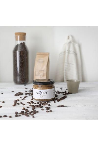 Nuts'All Espressolu Fıstık Ezmesi 280 gr