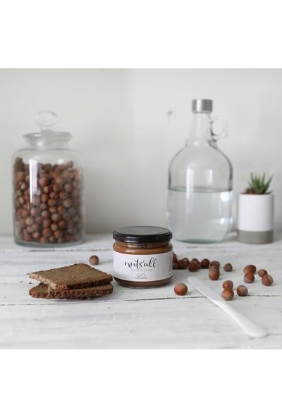Nuts'All Fındık Kremalı Fıstık Ezmesi 280 gr