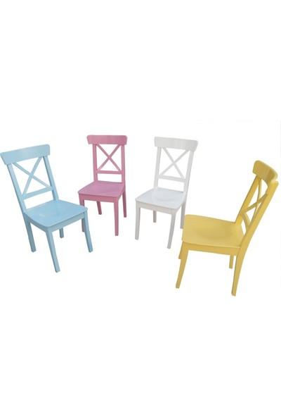 Bengi Sandalye Çapraz Papel