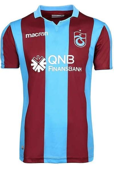 Trabzonspor Macron Bordo Mavi Çubuklu Forma Çocuk