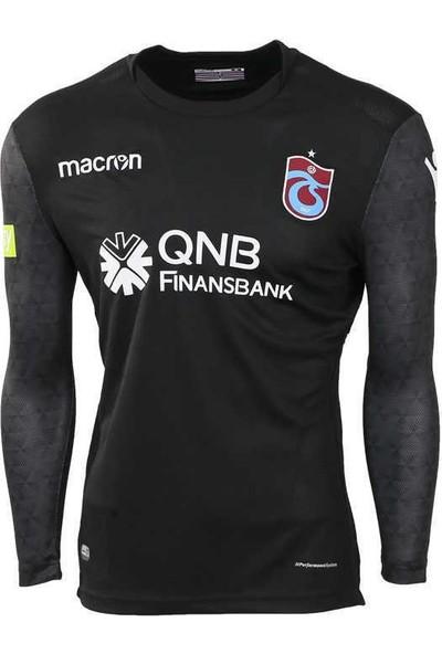 Trabzonspor Macron Kaleci Forma Siyah