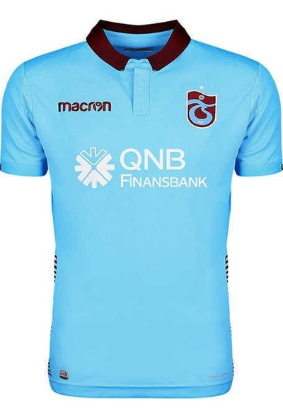Trabzonspor Macron Mavi Forma Çocuk