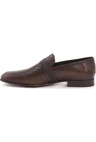 Kemal Tanca Deri Erkek Loafer 2020