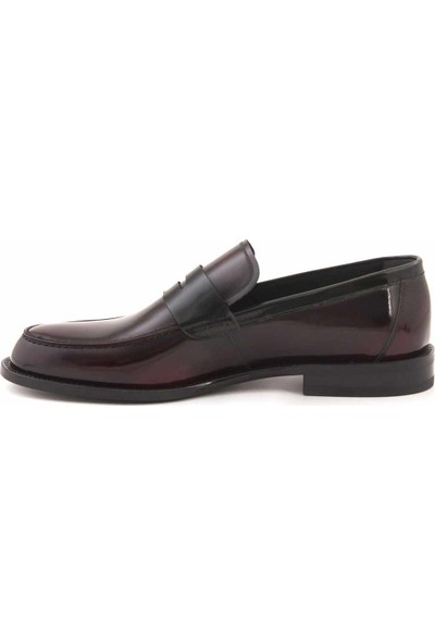 Kemal Tanca Deri Bağcıksız Erkek Klasik Ayakkabı 11611
