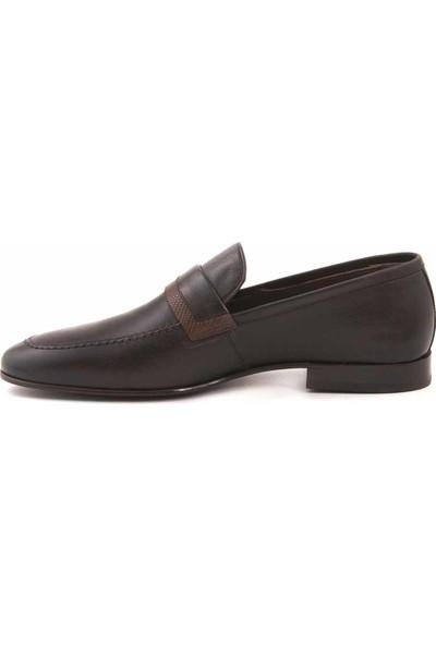 Kemal Tanca Deri Erkek Klasik Ayakkabı 8717
