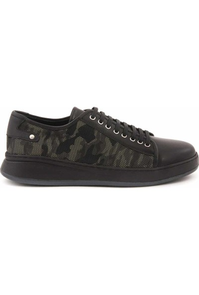 Kemal Tanca Deri Erkek Sneaker 0021