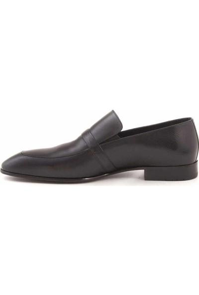 Kemal Tanca Gold Deri Bağcıksız Erkek Klasik Ayakkabı 7384-7