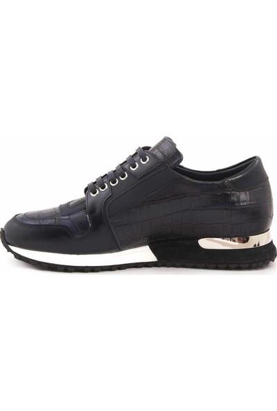 Mocassini Deri Erkek Sneaker 0521