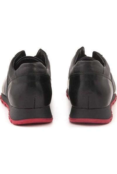 Mocassini Deri Erkek Sneaker 7473