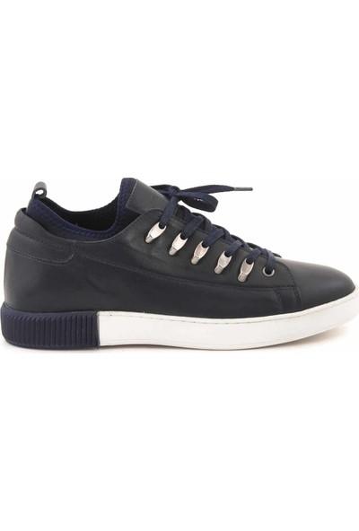 Mocassini Deri Erkek Sneaker 1321-3