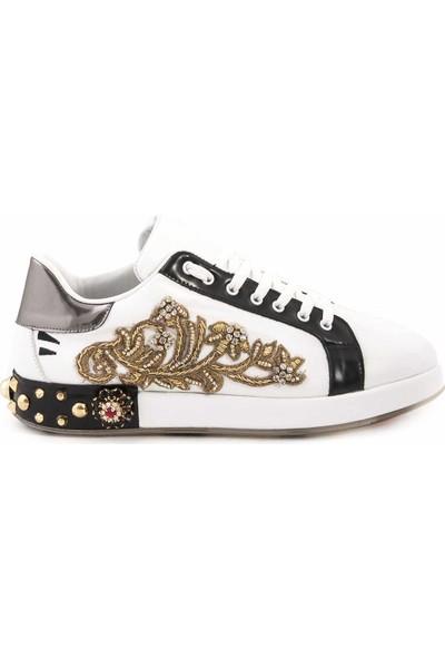 Mocassini Deri Erkek Sneaker M2751