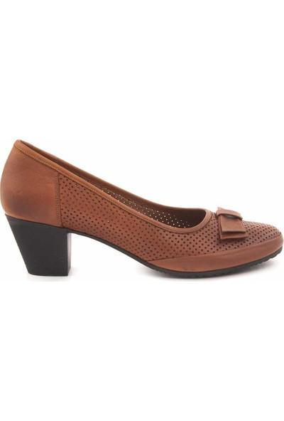 Kemal Tanca Deri Kadın Günlük Ayakkabı 11103