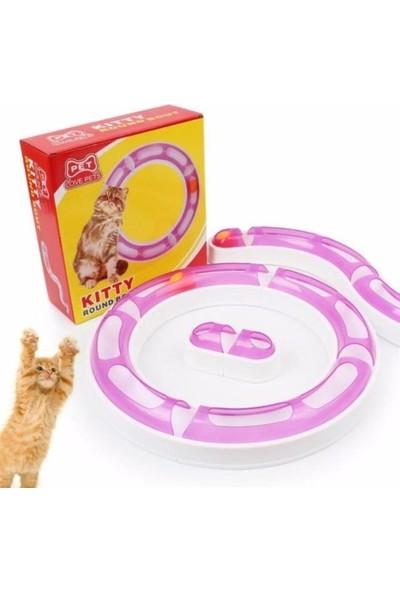 Love Pets Toplu Pist Kedi Oyuncağı