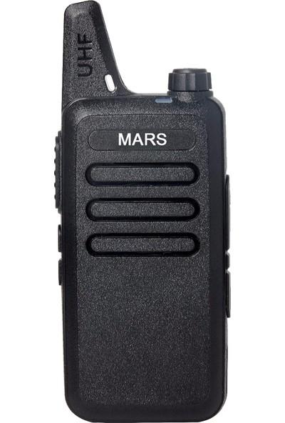 Mars Pro-446 Pmr El Telsizi Wln - Teknoben - Zetcom Uyumlu