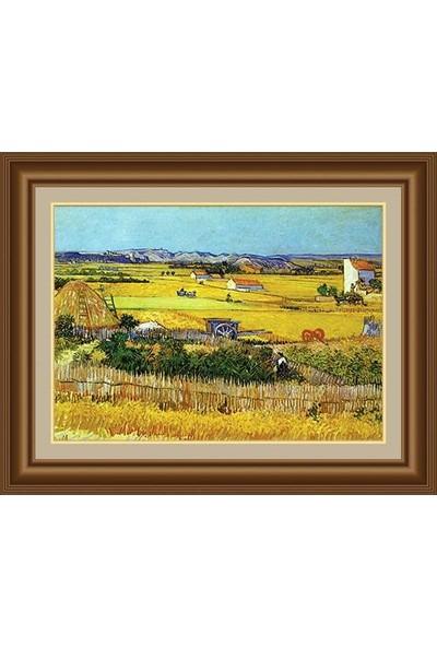 Angora Ac 0685 Vincent Van Gogh Kanvas Tablo