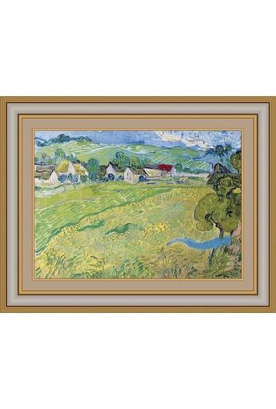 Angora Ac 1685 Vincent Van Gogh Kanvas Tablo