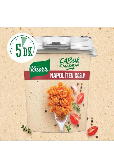 Knorr Çabuk Makarna Napoliten Soslu 78 gr