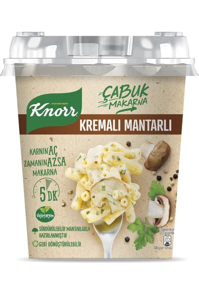 Knorr Çabuk Makarna Kremalı Mantarlı 78 gr