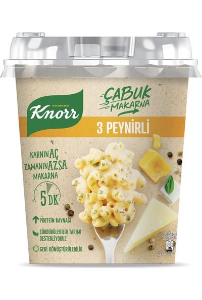 Knorr Çabuk Makarna 3 Peynirli 78 gr