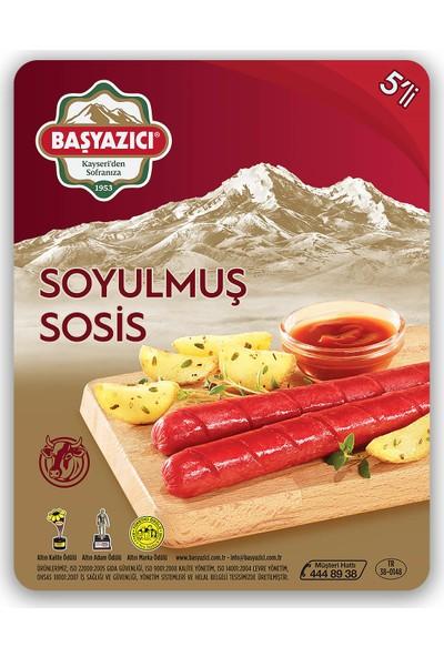 Başyazıcı Soyulmuş Sosis 5'li 190 gr