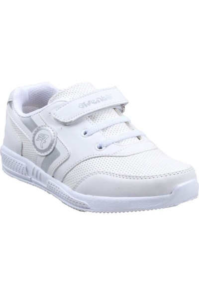 Arvento 115 Erkek Çocuk Beyaz Günlük Spor Ayakkabı