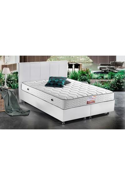 Yıldız Mobilya Golden Yatak Seti Baza + Başlık + Yatak