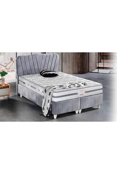 Yıldız Mobilya Sleeper Yatak Seti Baza + Başlık + Yatak
