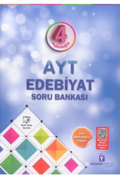 AYT 4 Adımda Edebiyat Soru Bankası
