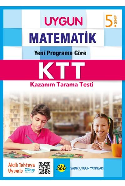 5. Sınıf Matematik Kazanım Tarama Testi
