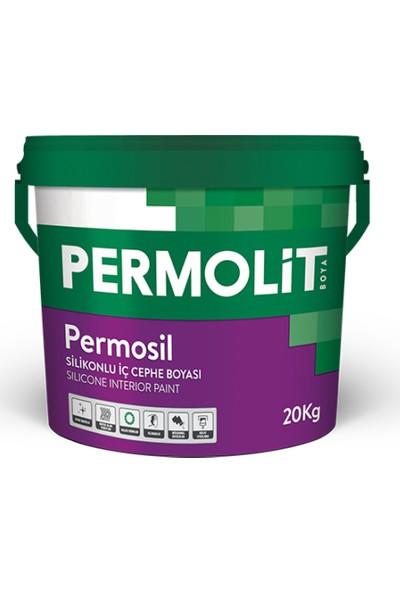 Permolit Permosil Silikonlu İç Cephe Boyası 20 Kg- Tam Silinebilir