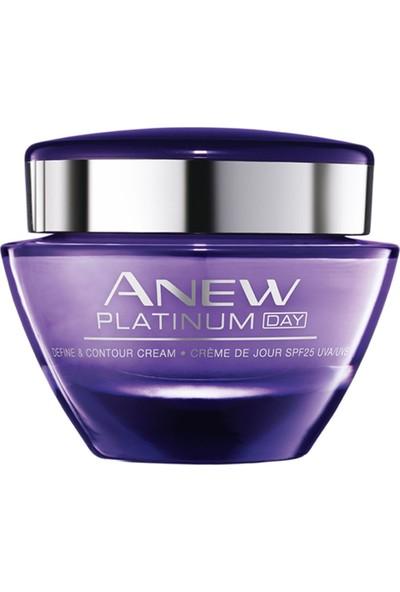Avon Anew Platinum Gündüz Kremi Spf25 50 ml