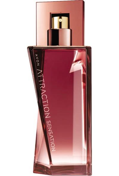 Avon Attraction Sensation Kadın Parfüm Edp 50 ml